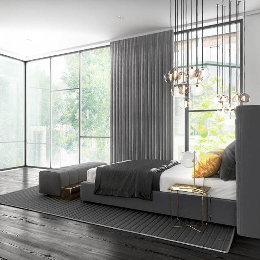villagioestate Особую атмосферу дома создаёт не мебель, а свет. Как будет в этом таунхаусе с панорамными окнами в Park Fonte: Свет делится на три типа: общий, рабочий и декоративный. У каждого источника своя задача. Для освещения нужен сценарий. Подумайте, где, когда и в какое время вы будете включать тот или иной прибор. Холодный свет хорошо подходит к хрому, стеклу и мрамору, а тёплый – к дереву.
