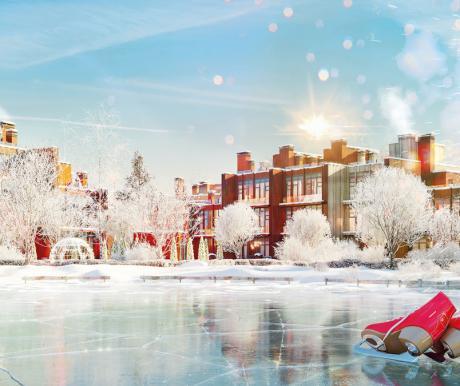 Яркие зимние скидки в futuro park