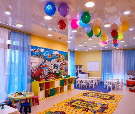 В Park Avenue работает детский развивающий центр Kinders Town.