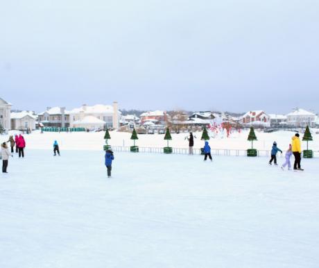 Провести традиционный зимний досуг можно сразу в пяти посёлках