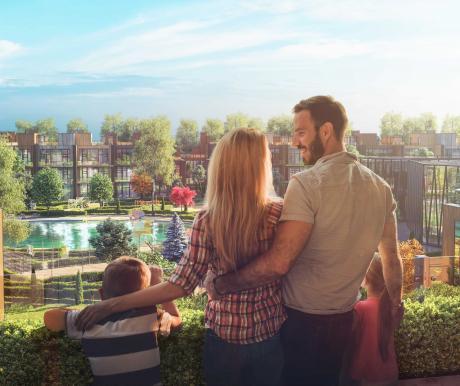 Выгодно купить таунхаус Villagio Estate?